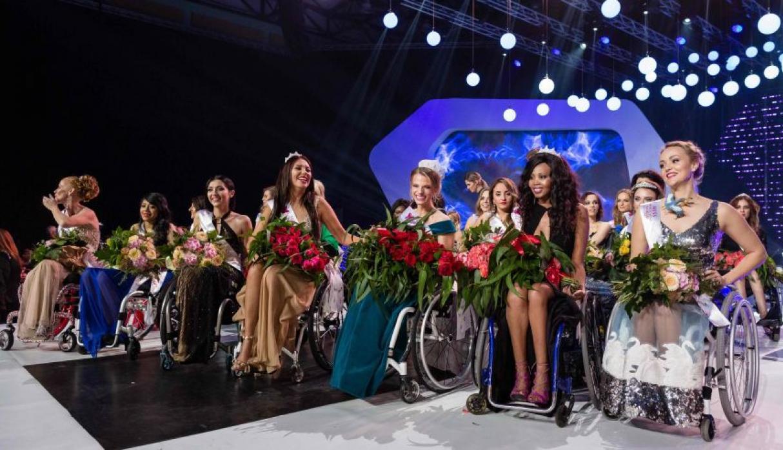 f1e591efe4 Alexandra Chichikova ganó el título como 'Miss Mundo' en silla de ruedas