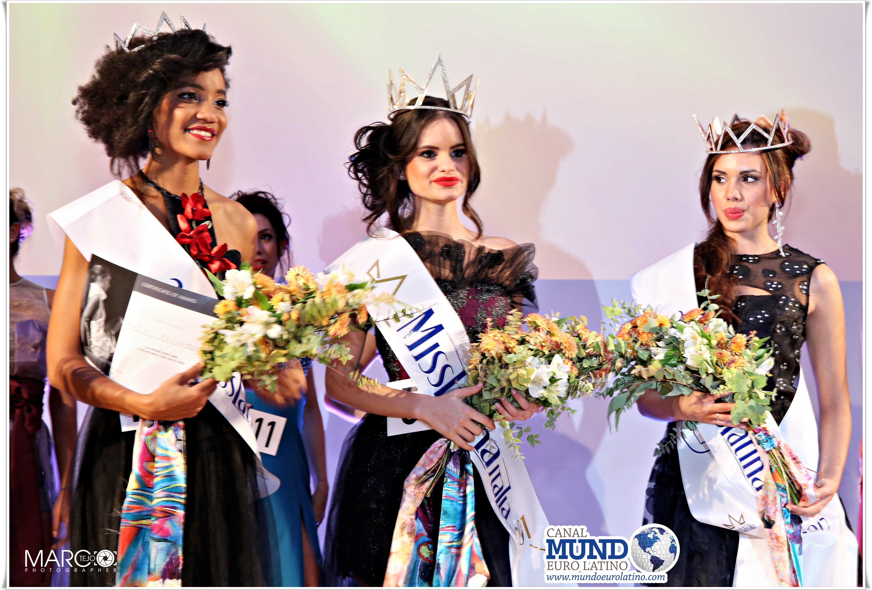 Miss latina Italia 2017, Ganó la Peruana Michelle Marceglia de 25 años aae2208a49