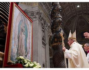 Risultato immagine per La Virgen de Guadalupe: reflejo de la abundancia, la bendición y el don de Dios